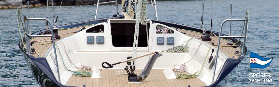 charter ostsee dufour 40